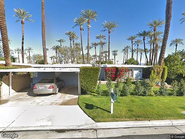 Image of rent to own home in Rancho Mirage, CA