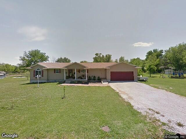 Image of rent to own home in Humboldt, KS