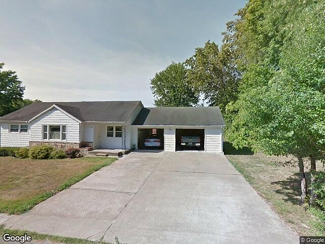 Image of rent to own home in Louisiana, MO