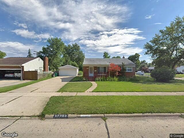 Image of rent to own home in Garden City, MI