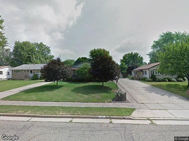 Image of rent to own home in Canton, OH