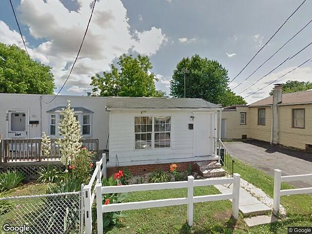 Image of rent to own home in Chester, PA