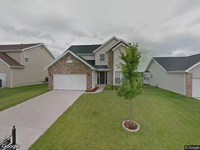 Image of rent to own home in Fairview Heights, IL
