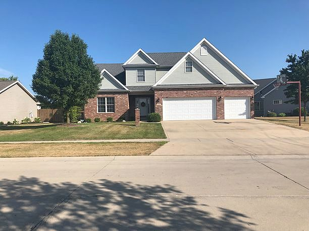 Image of rent to own home in St. Joseph, IL