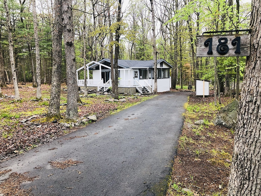 Image of rent to own home in Dingmans Ferry, PA