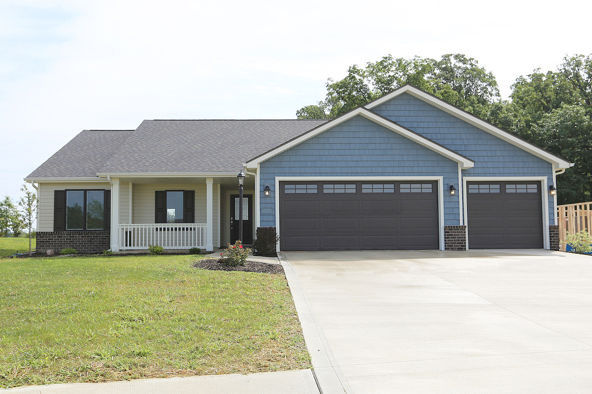 Image of rent to own home in Grabill, IN
