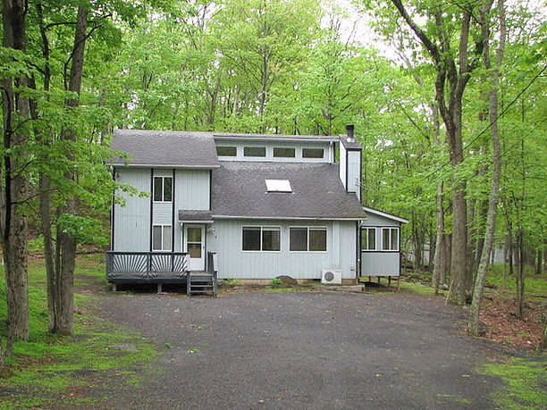 Image of rent to own home in Hawley, PA
