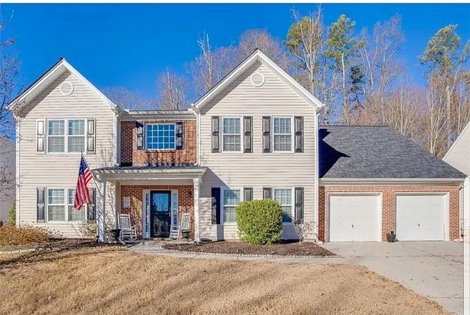 Image of rent to own home in Buford, GA