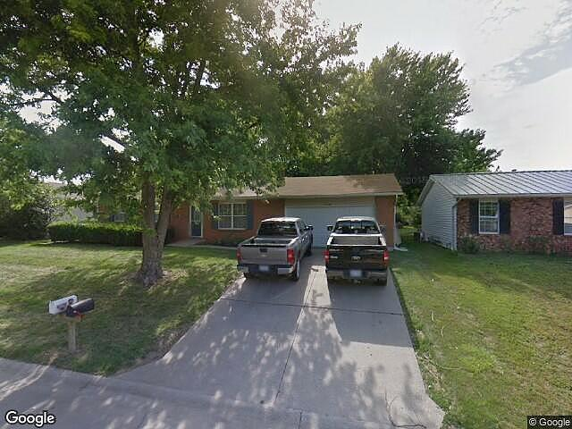 Image of rent to own home in Maryville, MO