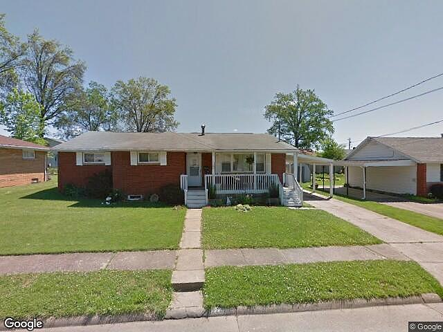 Image of rent to own home in Parkersburg, WV