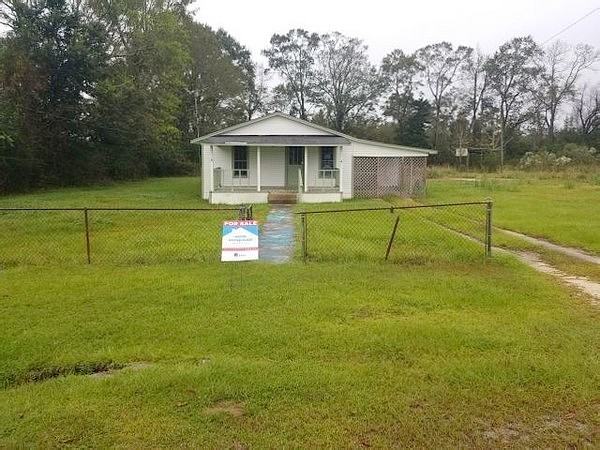Image of rent to own home in Century, FL