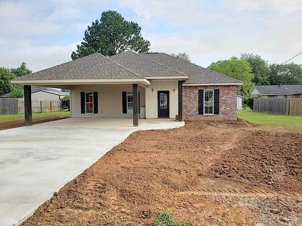 Image of rent to own home in Moreauville, LA