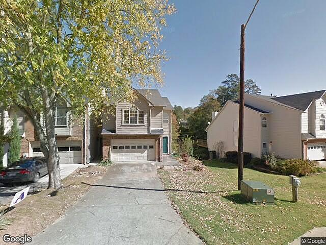 Image of rent to own home in Marietta, GA