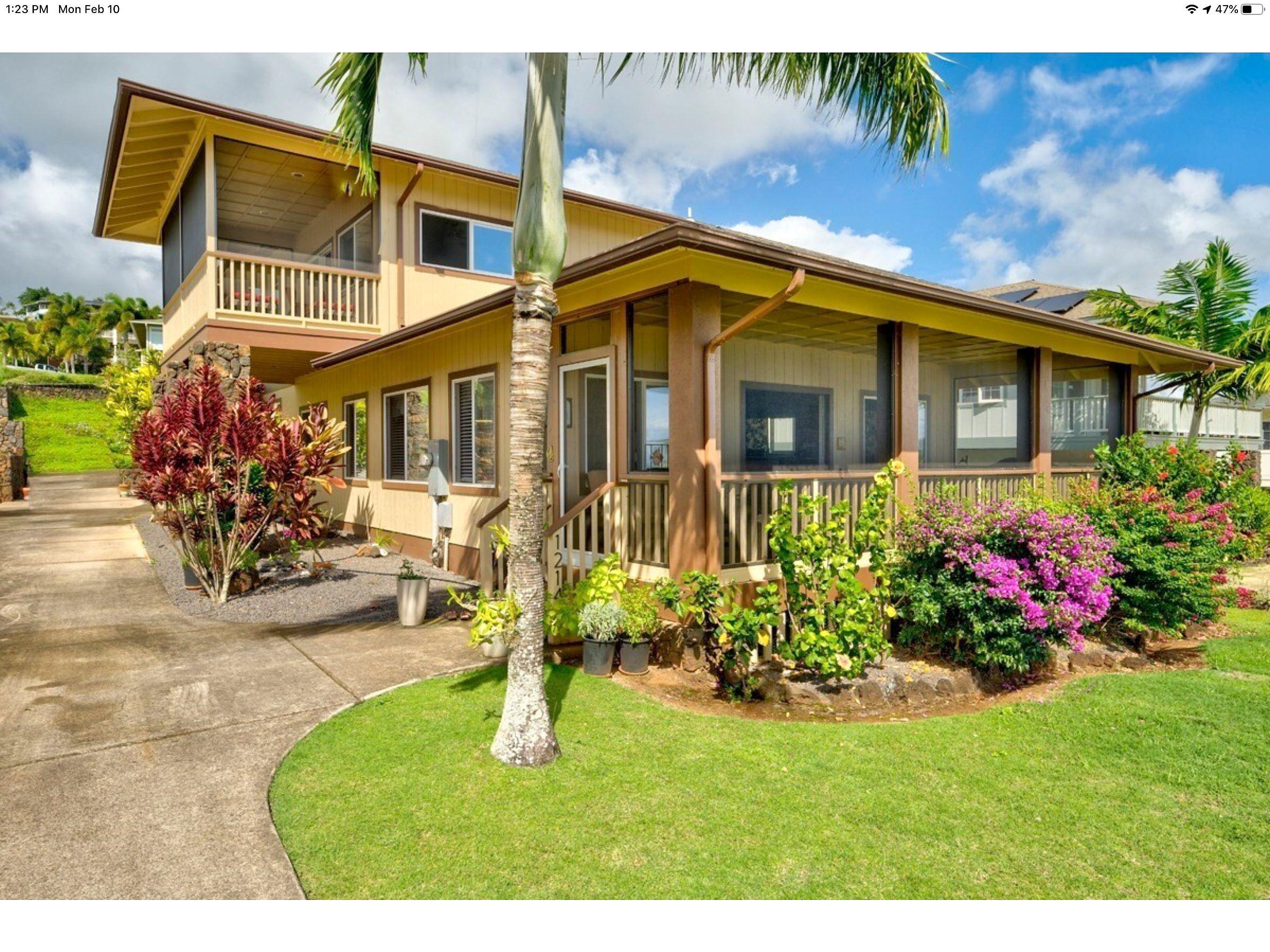 Image of rent to own home in Kalaheo, HI