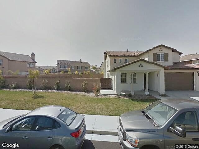 Image of rent to own home in Beaumont, CA