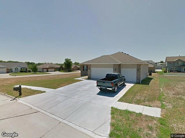 Image of rent to own home in Blair, NE