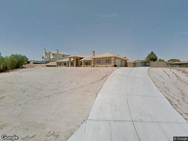 Image of rent to own home in Apple Valley, CA