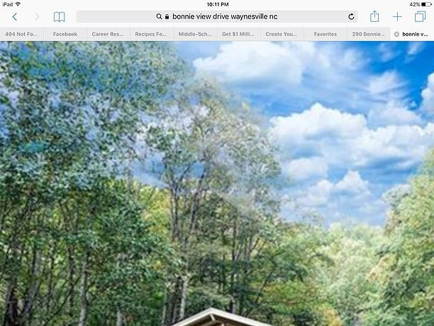 Image of rent to own home in Waynesville, NC