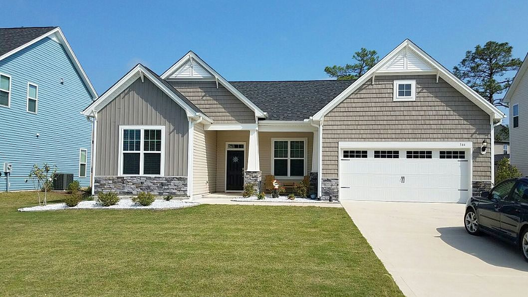 Image of rent to own home in Holly Ridge, NC