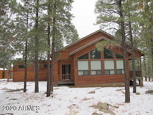 Image of rent to own home in Happy Jack, AZ