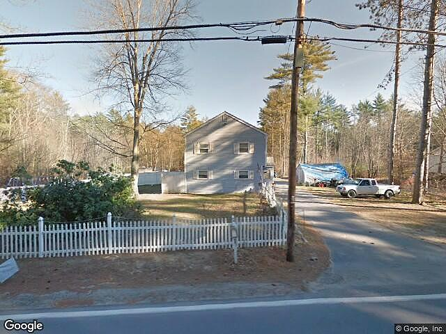 Image of rent to own home in Nottingham, NH