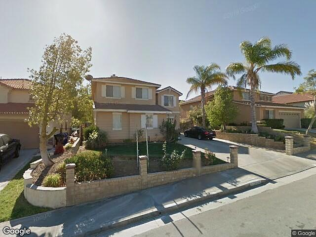 Image of rent to own home in Castaic, CA