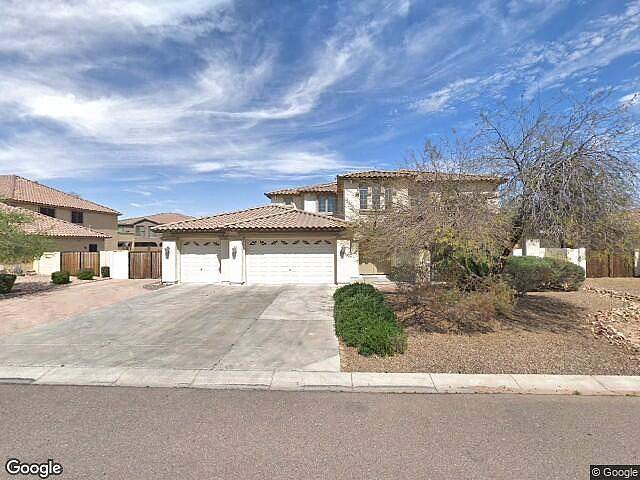 Image of rent to own home in Laveen, AZ