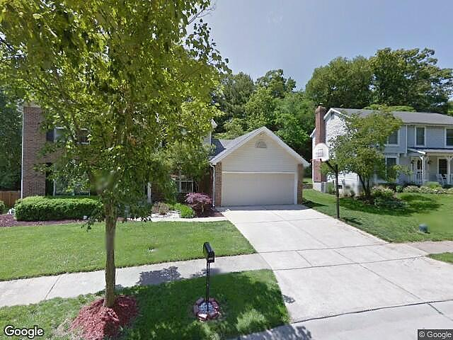 Image of rent to own home in Ellisville, MO