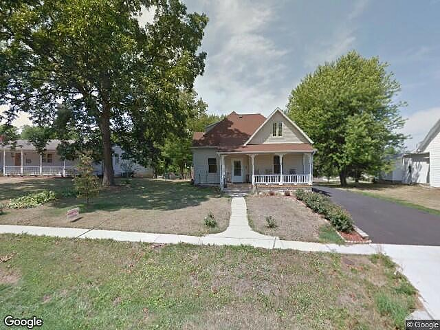 Image of rent to own home in New London, MO