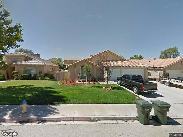 Image of rent to own home in Victorville, CA