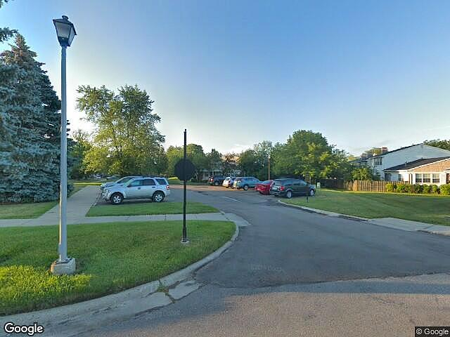 Image of rent to own home in Northville, MI