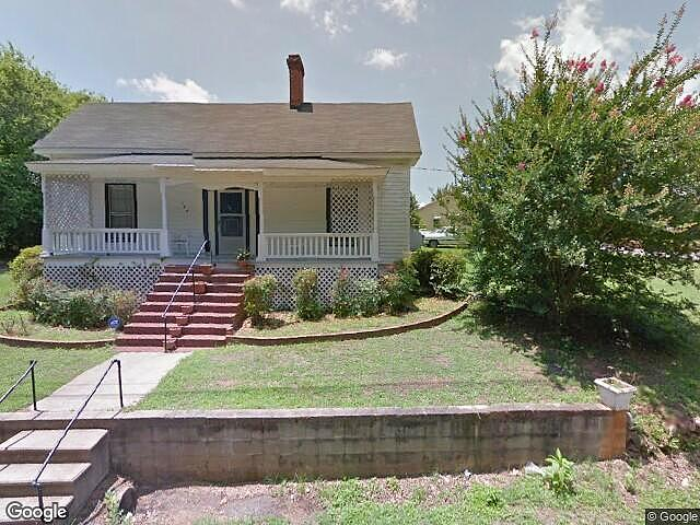 Image of rent to own home in Mc Cormick, SC
