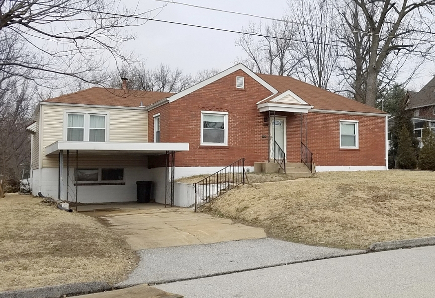 Image of rent to own home in Overland, MO