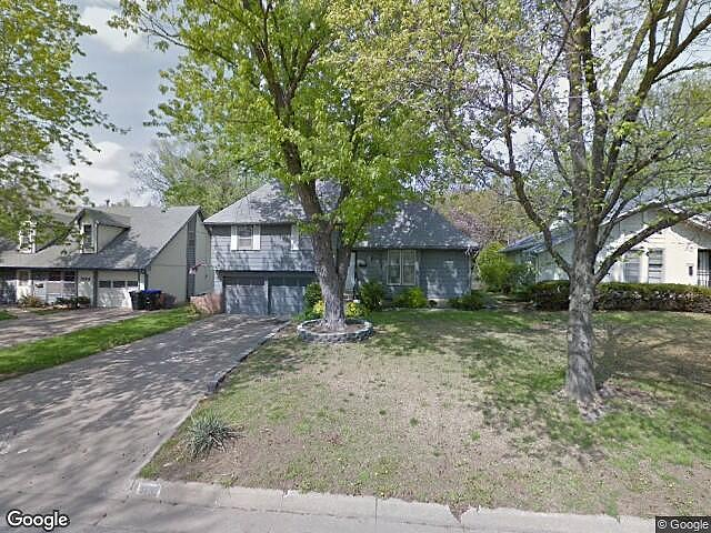 Image of rent to own home in Topeka, KS