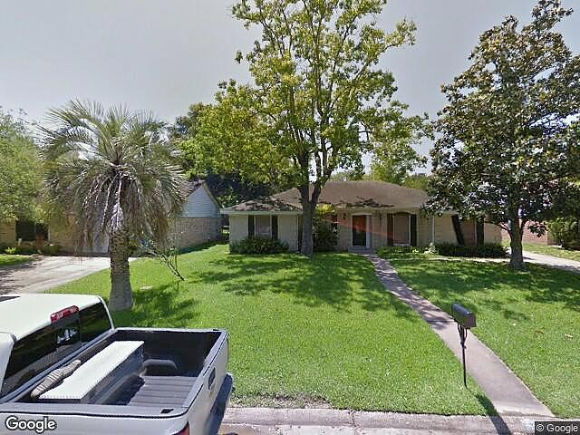 Image of rent to own home in Dickinson, TX