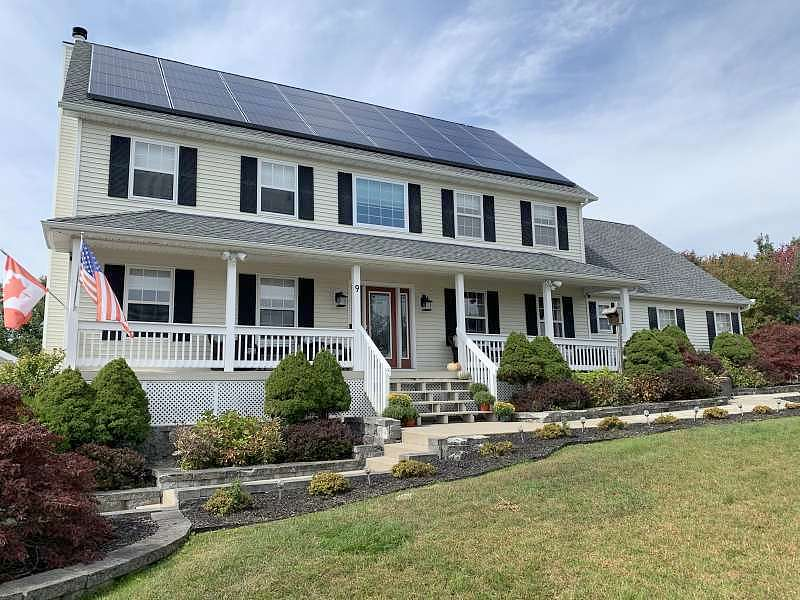 Image of rent to own home in Highland Mills, NY