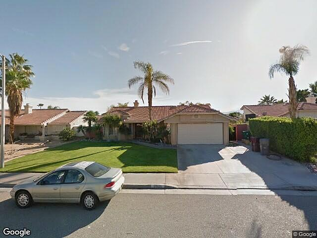 Image of rent to own home in Cathedral City, CA