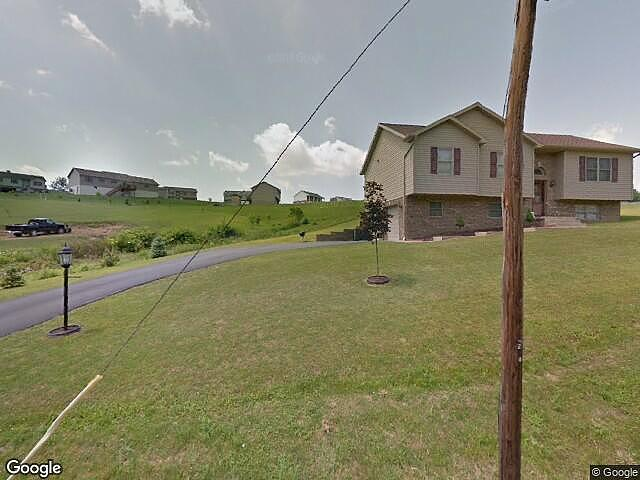 Image of rent to own home in Grindstone, PA