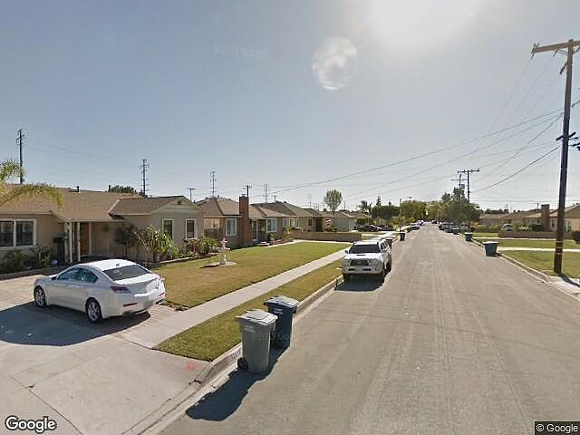 Image of rent to own home in Downey, CA