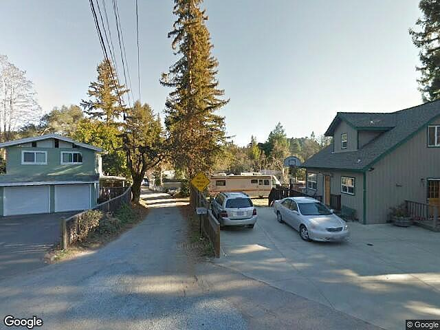 Image of rent to own home in Ben Lomond, CA