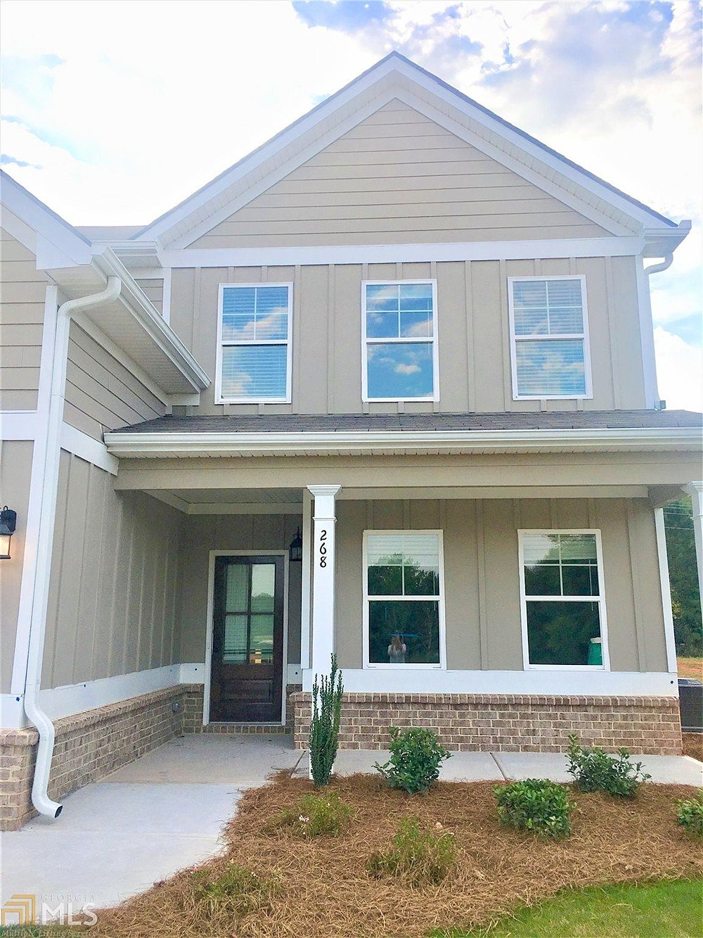 Image of rent to own home in Locust Grove, GA