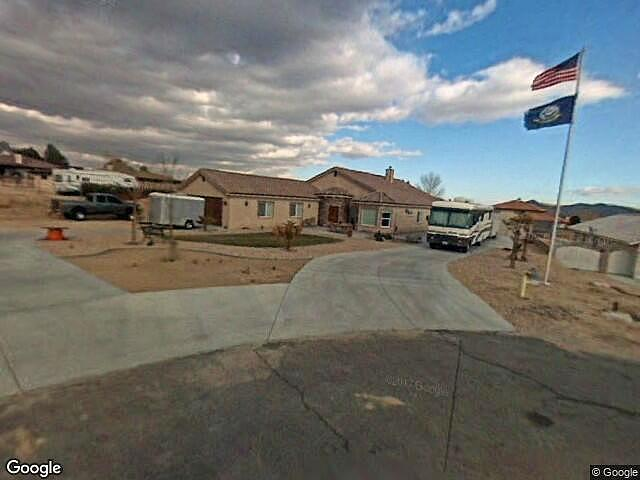 Image of rent to own home in Helendale, CA