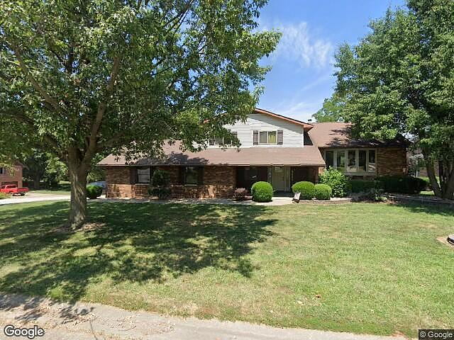 Image of rent to own home in Quincy, IL