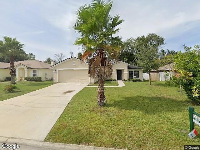 Image of rent to own home in Jacksonville, FL