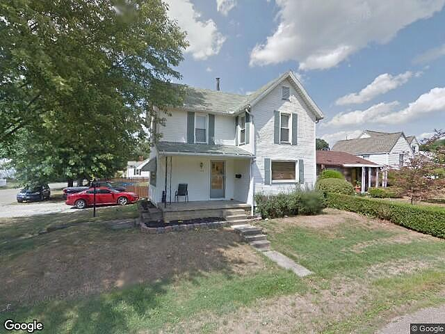 Image of rent to own home in Coshocton, OH
