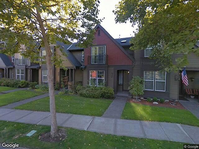 Image of rent to own home in Hillsboro, OR