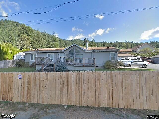 Image of rent to own home in Weott, CA