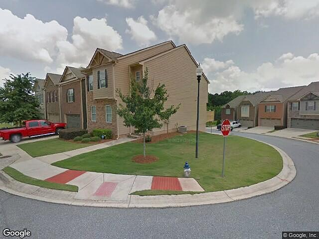 Image of rent to own home in Woodstock, GA