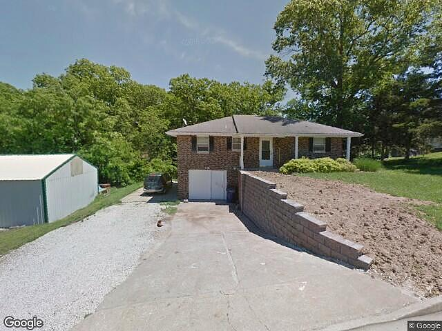 Image of rent to own home in Jefferson City, MO