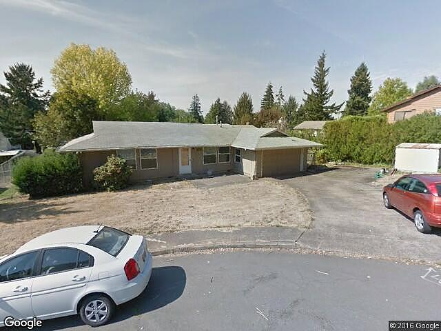Image of rent to own home in Salem, OR